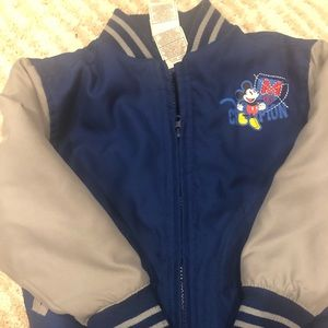 Mickey Mouse spring/fall jacket 2t/3t